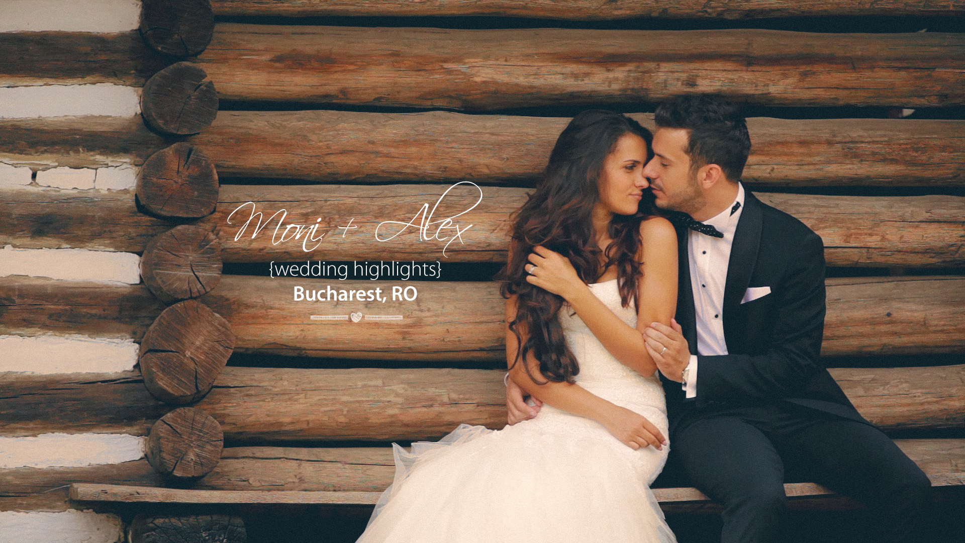 Moni & Alex | Clip Nuntă București | România