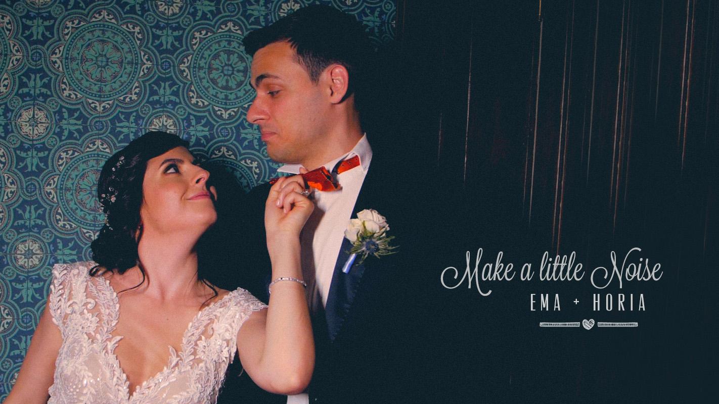 Ema + Horia | Clip Nuntă Domeniul Manasia | România