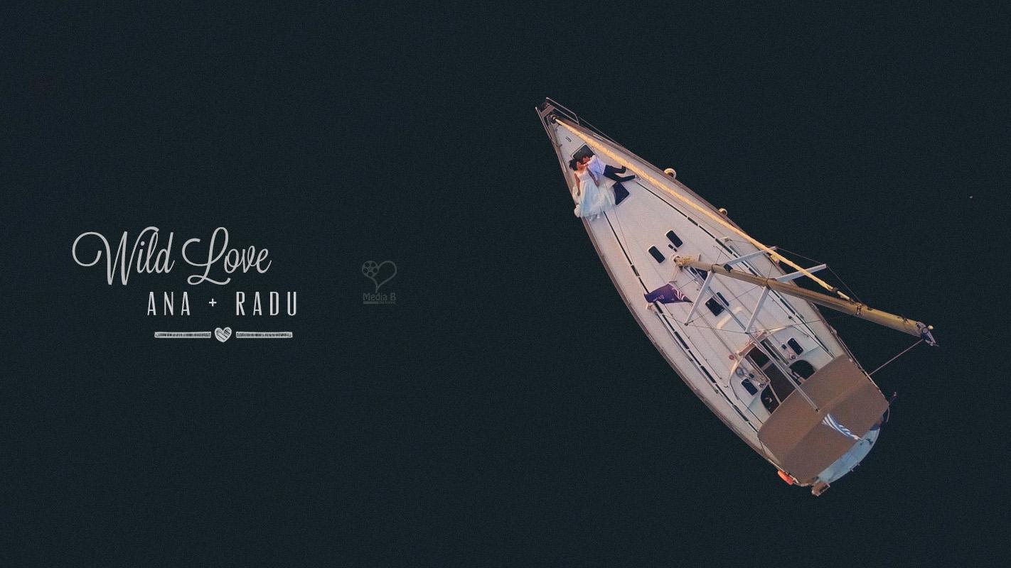 Ana + Radu | Clip Nuntă Thassos | Grecia
