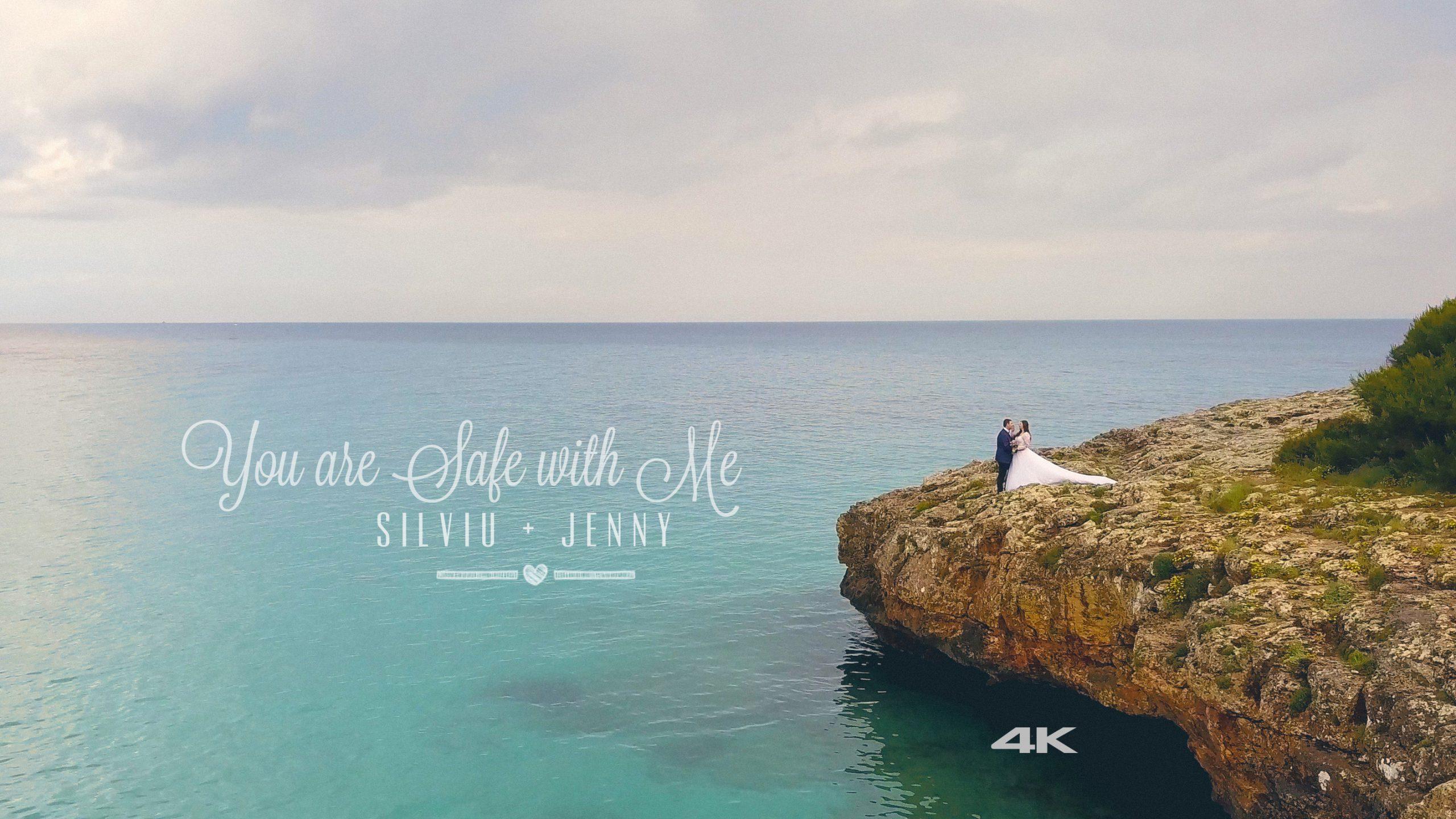 Jenny + Silviu | Clip Nuntă Madrid | Spania