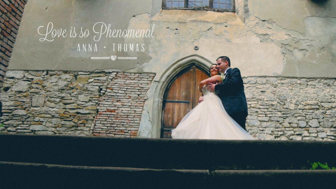 Anna + Thomas | Clip Nuntă Sighișoara | România