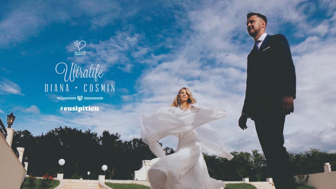 Diana + Cosmin | Clip Nuntă Timișoara | România