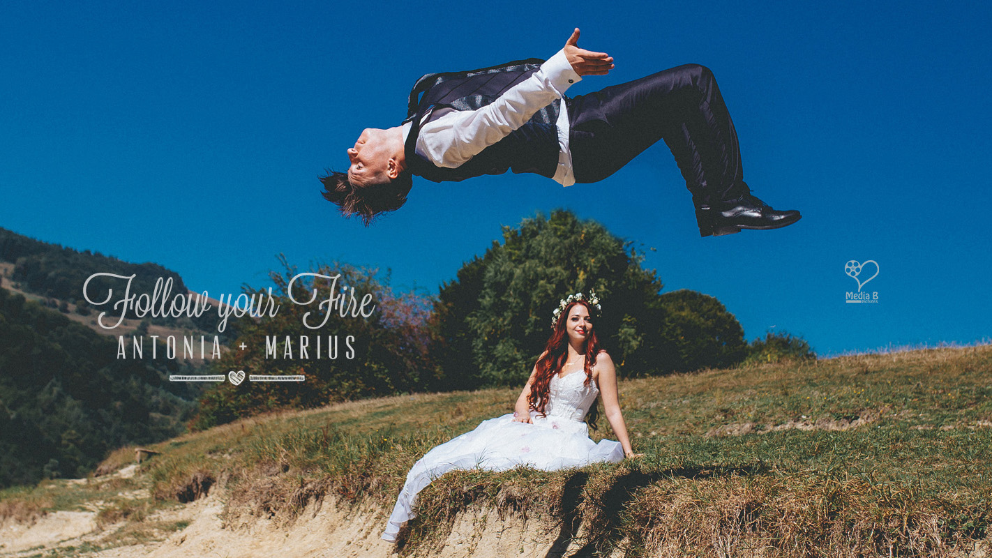 Antonia + Marius | Clip Nuntă Ploiești | România